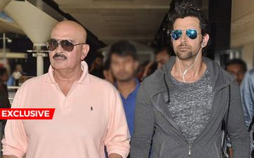 Hrithik's Next With Daddy Dearest Lands In Legal Tangle