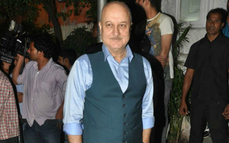 Anupam Kher: I Didn't Say Anything Wrong To Aamir