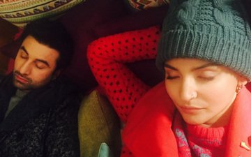 Ranbir, Anushka Crash On Ae Dil Hai Mushkil Sets