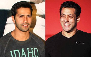 Varun Was Salman's First Caller