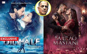 Dilwale, Bajirao Mastani Escape From Pahlaj Nihalani Unscathed