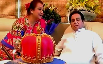 Watch Dilip Kumar's Quiet Birthday With Saira Banu