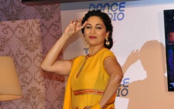 Madhuri Dixit: My Husband And I Often Go Out Without Kids To Keep Our Romance Alive