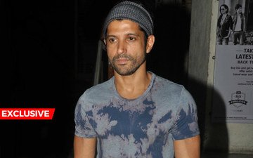 Farhan Escapes Serious Fire Accident
