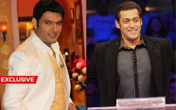 HOT BUZZ: Kapil Sharma To Replace Salman Khan In 10 Ka Dum