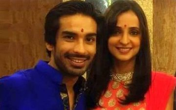 Television Couple Sanaya Irani And Mohit Sehgal Engaged