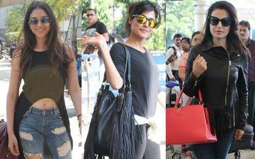 BLACK BRIGADE: Aditi Rao Hydari, Chitrangada Singh, Ameesha Patel Travel In Style