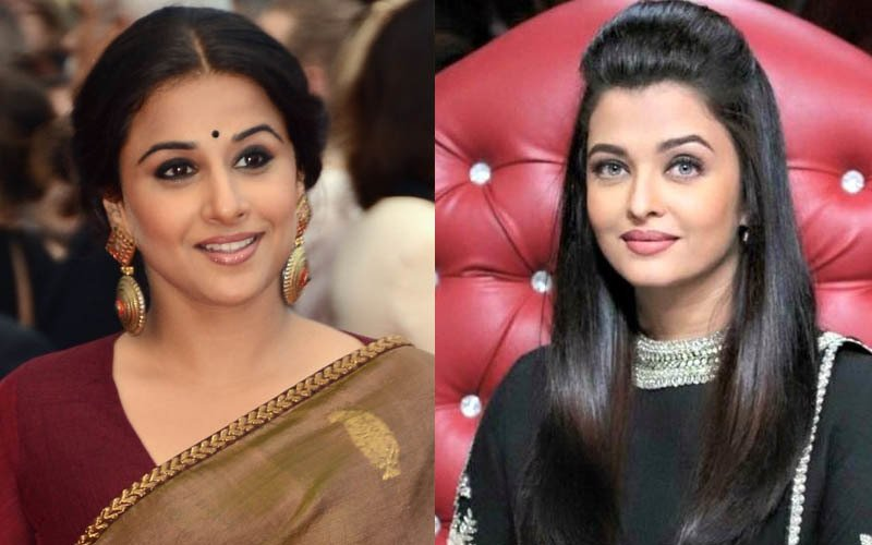Did You Know? Vidya Almost Replaced Aishwarya In Sarbjit!