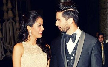 Shahid Gets Mushy About Mira
