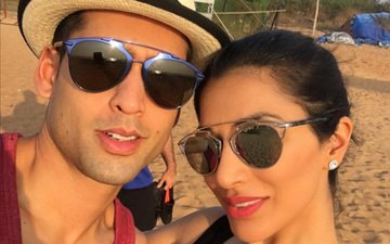 Sid Mallya-Sophie Choudry Can't Get Enough Of Each Other