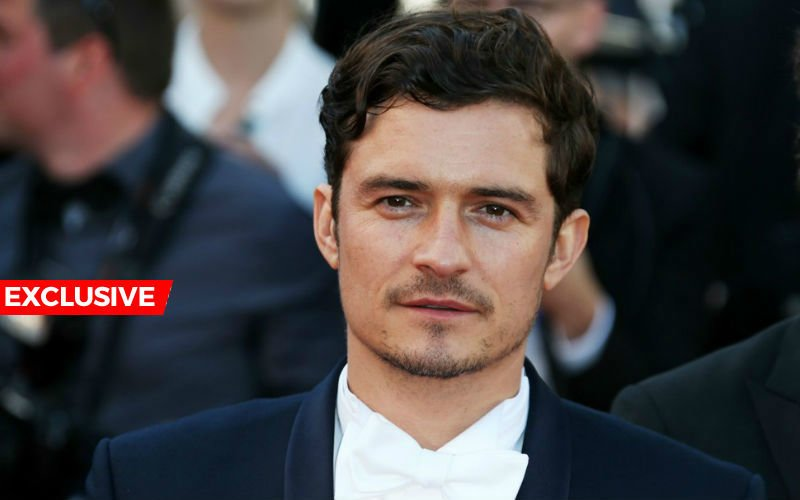 Orlando Bloom Lands In Delhi, Will Party With Biggies Tonight