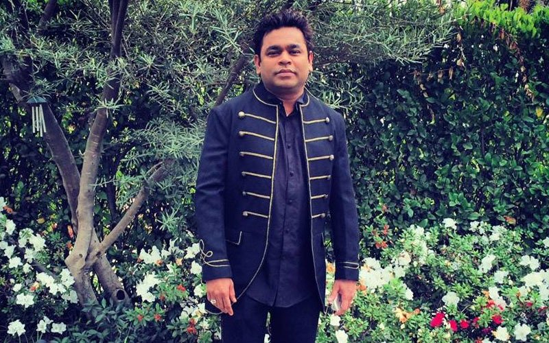 Is A R Rahman Not Getting Sufficient Work On Foreign Soil?