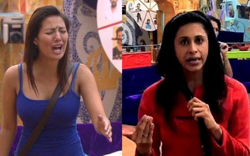 Bigg Boss Day 72: Rochelle-Kishwar Dosti Off Once Again