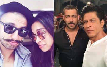 Flashback 2015: 9 Best Bollywood Selfies