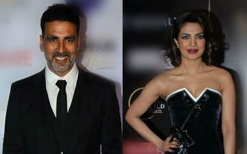 Akshay Skips Red Carpet To Avoid Priyanka