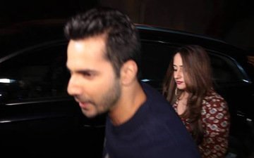 Varun Dhawan Goes Public With Girlfriend Natasha Dalal