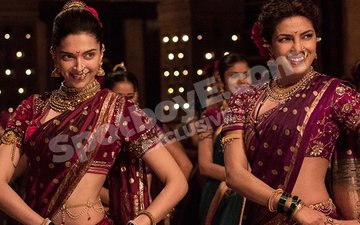 THE BIG SCOOP: Deepika chickens out from dancing to Pinga with Priyanka at IIFA