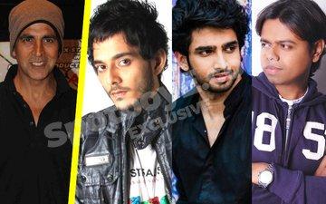Akshay Kumar chooses Tanishk and Amaal over Krsna Solo for Jolly LLB 2