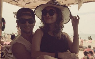 Sushant Singh Rajput lives it up in Goa with girlfriend Ankita Lokhande