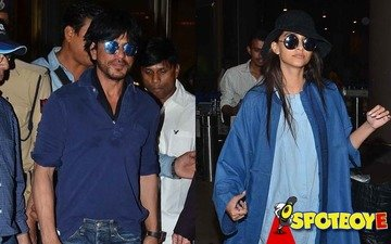SRK-Gauri, Sonam return after their New Year holidays