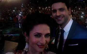 Vivek and Divyanka compete against each other
