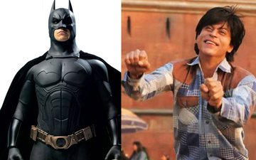 Check out who is 'bat-ting' for SRK's Jabra Fan