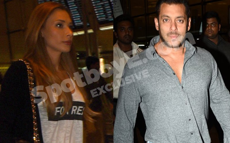 In Pics: Iulia accompanies Salman to Hungary for Sultan song shoot