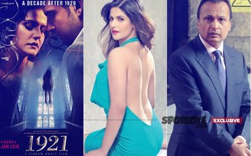 Zareen Khan's 1921 BLACKED OUT By Multiplexes; Reliance Entertainment FIGHTS Them HEAD-ON!