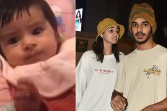 Ananya Panday's Mom Sets The Countdown For Daughter's Birthday By Sharing An Adorable Childhood Video; Ishaan Khatter Couldn't Resist Commenting