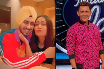 Fun Fact: Neha Kakkar's To-Be Husband Rohanpreet Singh Participated In A Singing Reality Show As A Child Hosted By Aditya Narayan - VIDEO`
