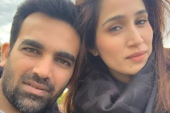 After Anushka Sharma-Virat Kohli, Cricketer Zaheer Khan And Wife Sagarika Ghatge Expecting Their First Child - REPORTS