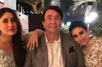 Daddy Randhir Kapoor Reveals Who Was A Better Student Between Siblings Kareena Kapoor Khan And Karisma Kapoor