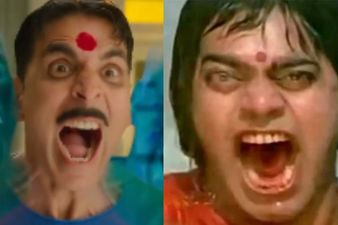 Laxmmi Bomb Trailer: Fans Term Ashutosh Rana As 'Legend' After Akshay Kumar's Scream Scene Gets Compared To A Scene From Sangarsh; Call Akki 'CopyCat'