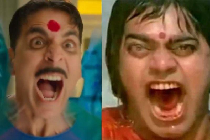 Laxmmi Bomb Trailer: Fans Term Ashutosh Rana As 'Legend' After Akshay Kumar's Scream Scene Gets Compared To A Scene From Sangarsh; Call Akki 'CopyCat'
