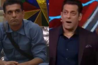 Bigg Boss 14 Weekend Ka Vaar Spoiler Alert: Eijaz Khan Shares About The Dark Phase Of His Life With Sidharth Shukla; Salman Khan Warns Him About The BB 'War'