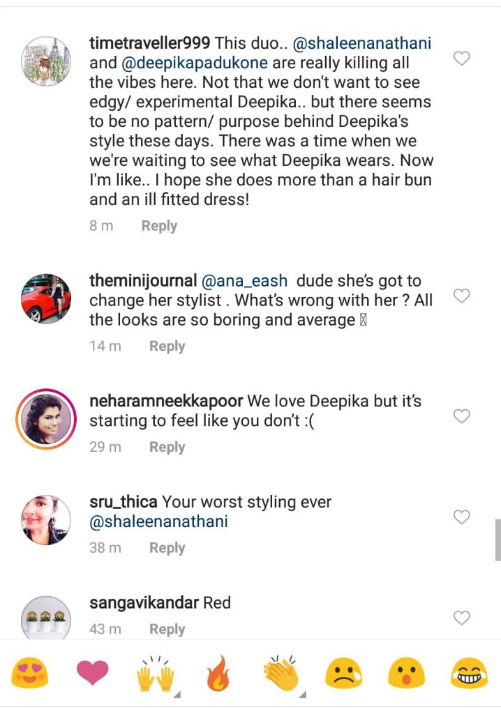 fans troll deepika and shaleena