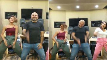 Akshay Kumar's Bala Challenge: Shakti Mohan And Neeti Mohan's Groove Will Leave You Speechless; Vishal Dadlani Struggles To Keep Up