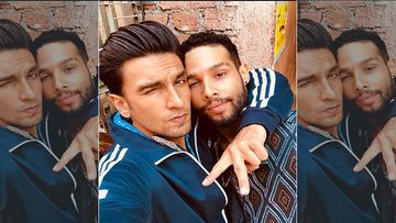 Siddhant Chaturvedi 'EMOTIONALLY MADE OUT' With Ranveer Singh; Ranveer Are You Reading This?