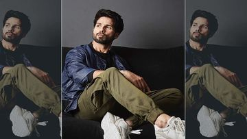 'Kabir Singh' Shahid Kapoor Cried 4 Times After Watching THIS