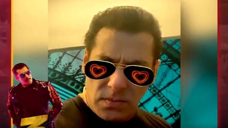 Dabangg 3: Salman Khan Unveils Special Filter With Heart-Shaped Shades; Says 'Andar Ke Chulbul Pandey Ko Jagao'