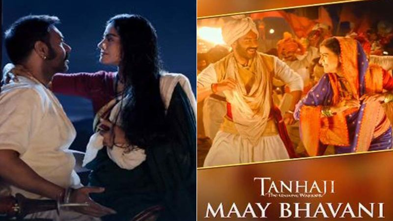 Tanhaji: The Unsung Warrior Song Maay Bhavani: Ajay Devgn And Kajol's Chemistry Will Set Your Screens Ablaze
