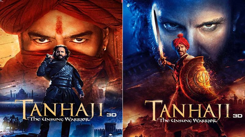 Tanhaji The Unsung Warrior Song Ghamand Kar: Ajay Devgn Is Unbeatable, Saif Ali Khan Is Wicked In This Fierce Track