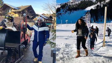 Varun Dhawan, Kangana Ranaut, Karishma Tanna, Karan Wahi Celebrate As Countdown 2020 Begins; Pics Scream 'HAPPY HOLIDAYS'