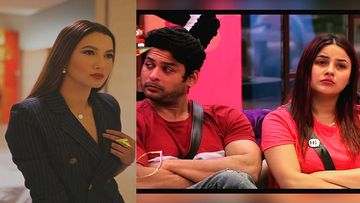 Bigg Boss 13: Gauahar Khan Is WORRIED For Shehnaaz Gill; Says She's Soaking Sidharth Shukla's Negativity