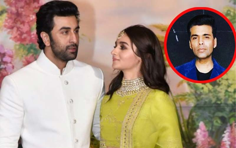 "Karan Johar Warns Alia Bhatt, ""Ranbir Kabhi Bhi Haath Se Jaa Sakta Hai,"" Encourages Loverbirds To Marry Soon"