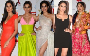 BEST DRESSED & WORST DRESSED At Hello! Hall Of Fame Awards 2019: Katrina Kaif, Sonam Kapoor, Janhvi Kapoor, Aditi Rao Hydari Or Adah Sharma?