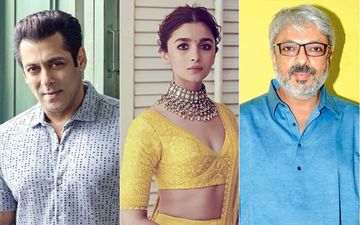Alia Bhatt-Salman Khan Are Sanjay Leela Bhansali's Lead Pair In Inshallah- Confirmed!
