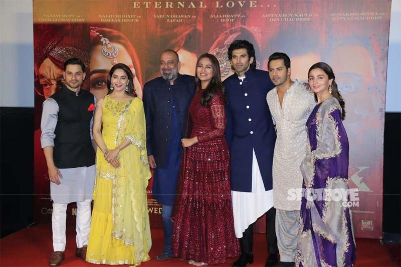 Kalank Trailer Launch: Alia-Varun, Sonakshi-Aditya, Madhuri-Sanjay