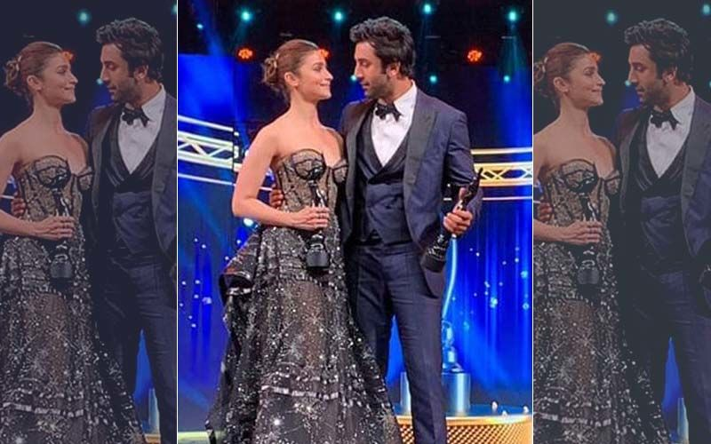 "Alia Bhatt Elucidates Her ""I Love You"" Moment With Ranbir Kapoor At The Filmfare Awards 2019"