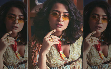Surveen Chawla Wows Us In Her Post-Pregnancy Photoshoot For Sacred Games 2